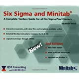 Six Sigma and Minitab: A Complete Toolbox Guide for All Six Sigma Practitioners