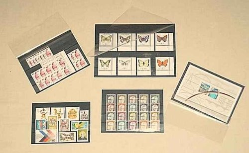 500 Lighthouse A5 Approval Cards stockcards with 5 clear strips and cover sheet