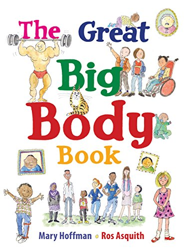 The Great Big Body Book (Great Big Books)