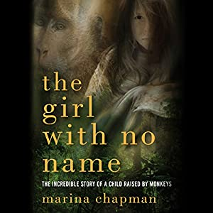 The Girl with No Name Hörbuch