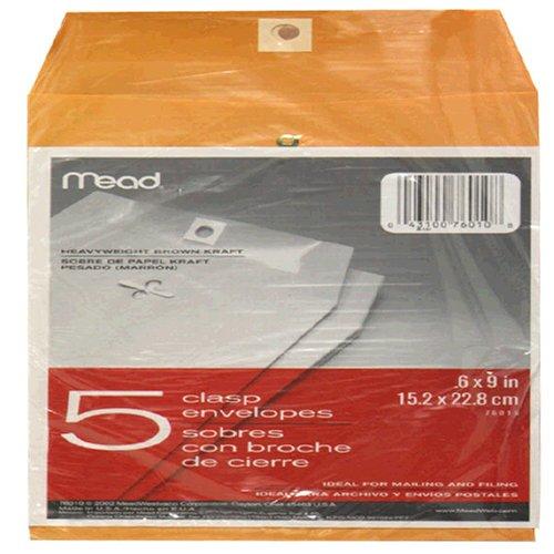 Mead Clasp Envelopes - MEA76010 - Mead Clasp Envelope