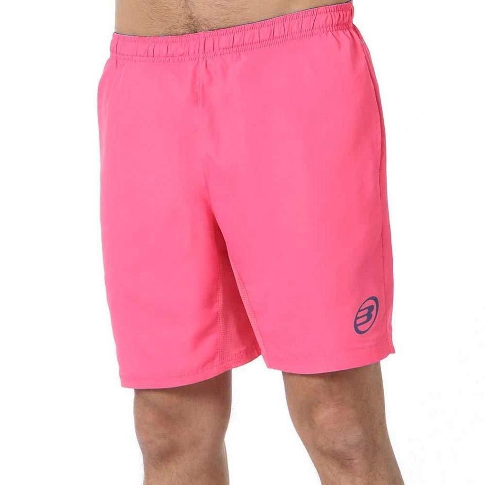 Bullpadel Pantalon Corto CINERAR Rosa: Amazon.es: Deportes y aire ...