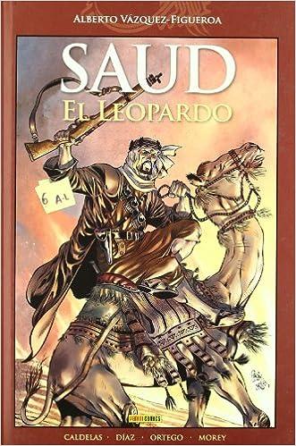 libro saud el leopardo