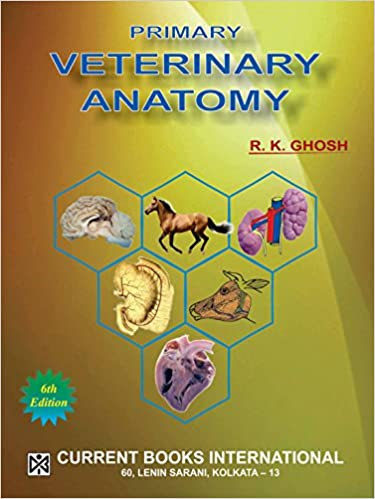 Buy Primary Veterinary Anatomy Book Online at Low Prices in India ...