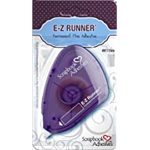 3L E-Z Runner Permanent Vellum Tape, 49-Feet