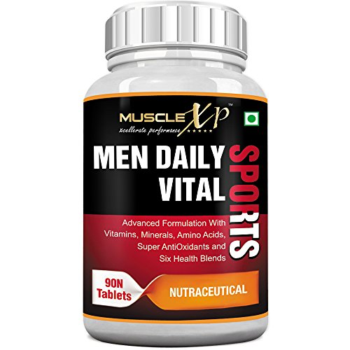 MuscleXP Men Daily Sports MultiVitamin