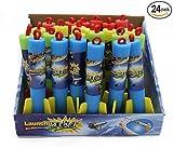 7Star Foam Finger Flyer Rocket Slingshot Launcher - Pack of 24
