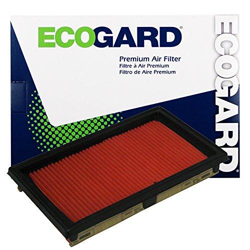 ECOGARD XA5669 Premium Engine Air Filter Fits Nissan Versa / Infiniti Q50 / Nissan Cube, NV200 / Chevrolet City Express (Nissan Cube Parts)