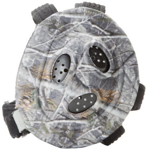 ASICS Unrestrained Wrestling Ear Guard (Hunters Camo), One Size (Guard Ear Foam Headgear)