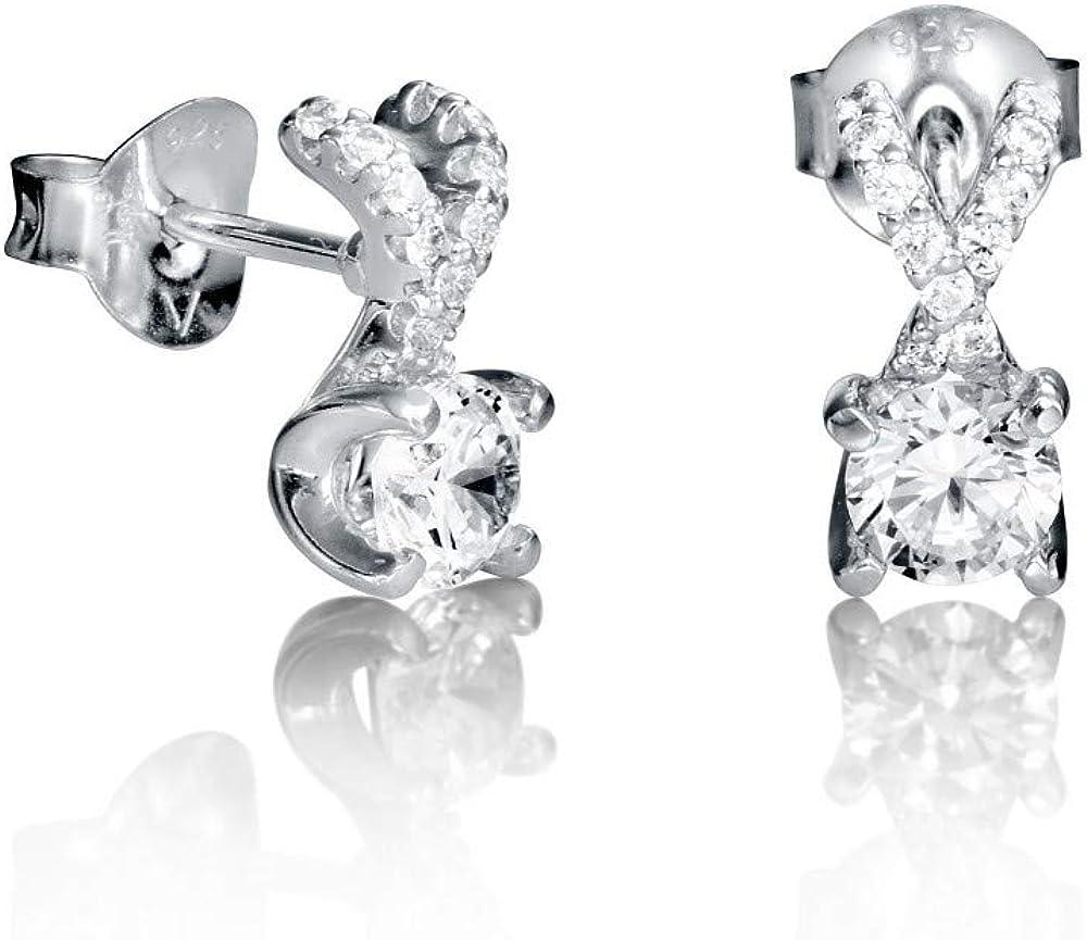 Pendientes Viceroy Jewels 7052E000-30 Plata de Ley