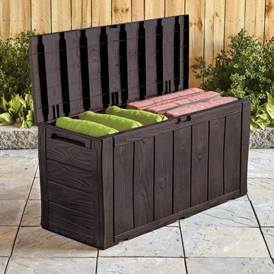 71-Gallon Sherwood Deck Box by MAZEL