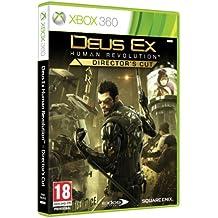 Deus Ex Human Revolution Directors Cut Microsoft XBox 360 Game UK