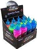 Neon Color Glitter Glue 72 pcs sku# 1858557MA