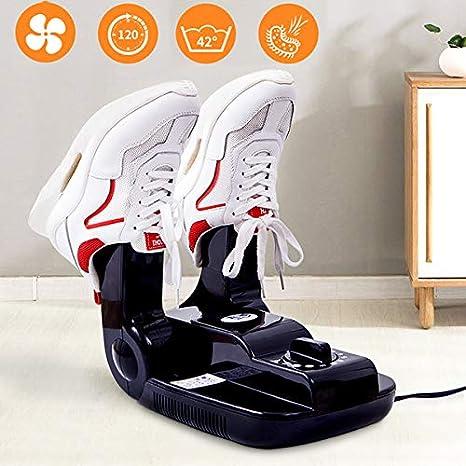 LHJXXKQ Botas Secadoras Eléctricas Secadoras Temporizador Calentador Secador De Botas Plegable Ajustable Máquina De Secado Ideal para Secar Zapatos Normales, Botas, Guantes Y Medias