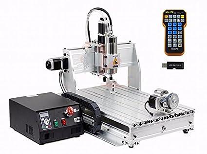 Gowe Limit Switch Cnc Drilling Machine Cnc Router Usb 2 2kw