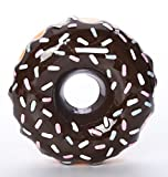 Memoriez Chocolate Datanos Sprinkles Donut Coin Bank