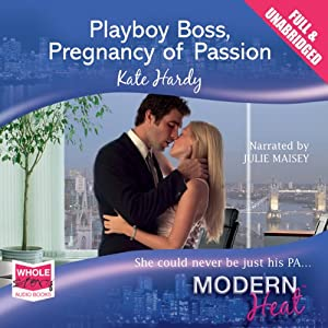 Playboy Boss Audiobook