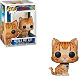 Funko Pop! Marvel: Captain Marvel - Goose The Cat Toy, Standard, Multicolor