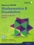 Edexcel GCSE Mathematics B Foundation, Student Book, Unit 1