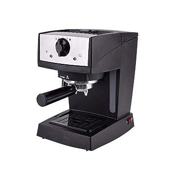 Máquina de café semiautomática máquina de café con bomba máquina de leche a vapor doméstica máquina