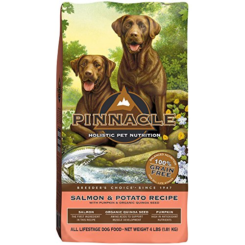 Pinnacle Salmon And Potato Grain Free Formula Dog Food  4 Pound