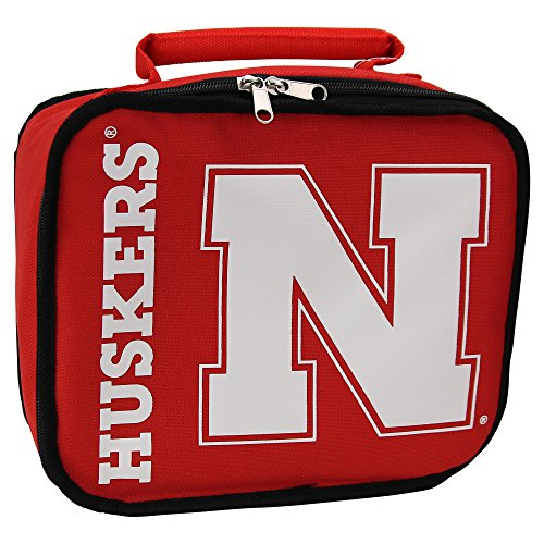 The Northwest Company NCAA Team Logo Sacked Lunch Box (Nebraska Cornhuskers)