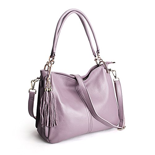 clair Yimaida pour mauve violet Sac à clair main femme violet qw4f0Pq