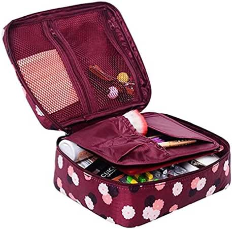 Itraveller Printed Multifunction Portable Travel Toiletry Bag Cosmetic Makeup Pouch
