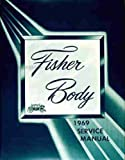COMPLETE 1969 PONTIAC FISHER BODY GM FACTORY REPAIR SHOP MANUAL INCLUDES: GTO, Tempest, LeMans, Catalina, Firebird, Executive, Bonneville, Gran Prix, and Trans Am. 69