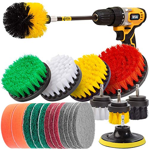 Holikme 22Piece Drill Brush