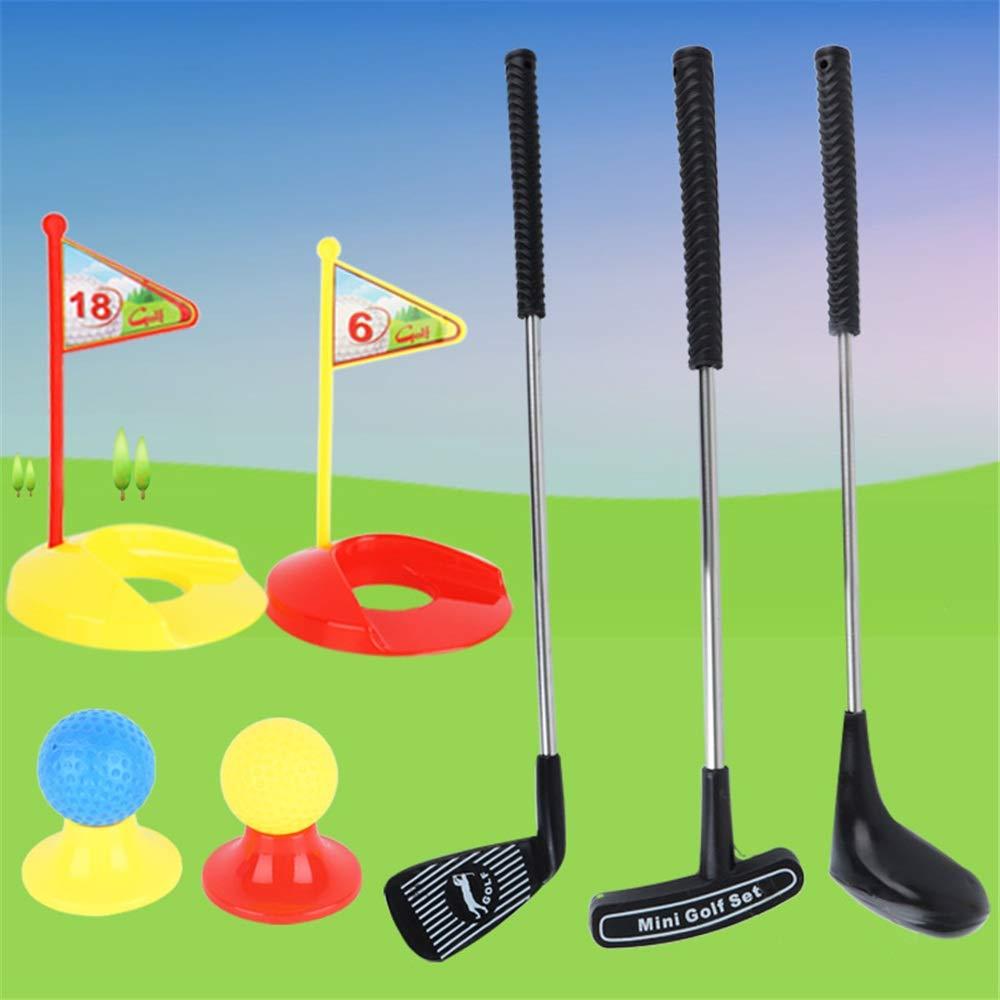EVERAIE Juguete de Golf para niños, Palos de Golf de ...