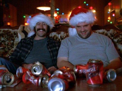 Milk-white Lie Christmas