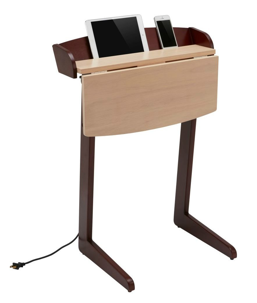 Computer Desk For Small Spaces, Sofa Side Table, Laptop Desk Stand Portable  From Deskio - Great Workstation For Tablet, IPhone, Mobile Phones.