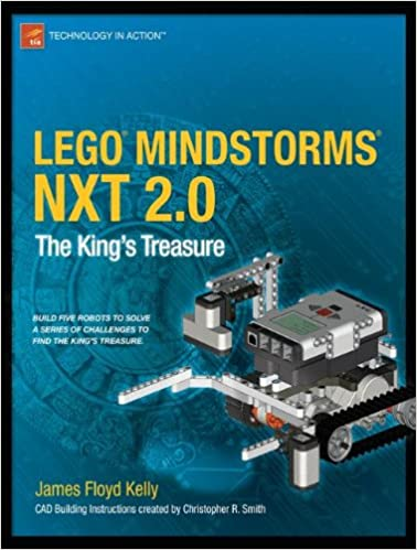 Lego Mindstorms Nxt 20 The Kings Treasure Technology In Action