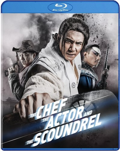 Blu-ray : The Chef, The Actor, The Scoundrel (Subtitled)