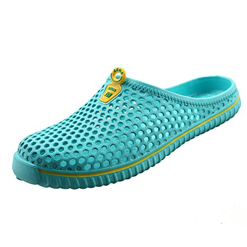 Quick-dry Garden Clogs Shoes Lightweight Walking Sandal Slippers Non-slip Floor Bath Slippers Men Women