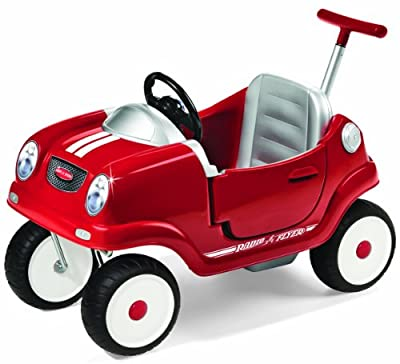 Radio Flyer Radio Flyer Steer And Stroll Coupe by Radio Flyer