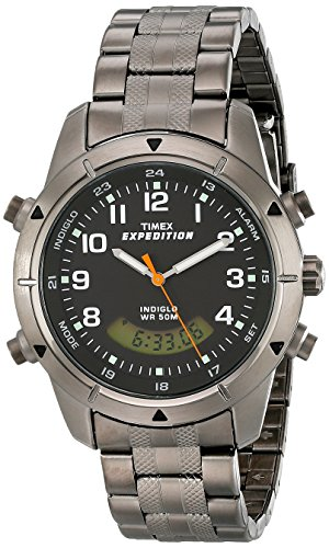 Timex Men's T498269J Expedition Metal Field - Mens Metal Expedition Timex