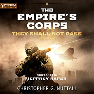 They Shall Not Pass Audiobook