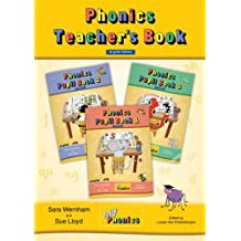 Jolly Phonics Teacher's Book in Print Letters