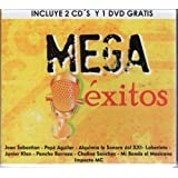 Mega Exitos [2 Cd's + 1 Dvd] Joan Sebastian.pepe Aguilar,pancho Barraza,junior Klan Y Mas.... by Unknown (0100-01-01?