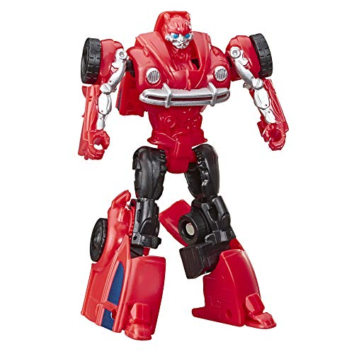 (Transformers: Bumblebee -- Energon Igniters Speed Series Cliffjumper Action Figure - Toys for Kids)