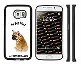 Rikki Knight My Best Friend French Bulldog Brown Design