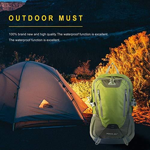 YTYC KIMLEE Male Female Outdoor Travel Bag Waterproof Mountaineering Backpack by YTYC (Image #2)