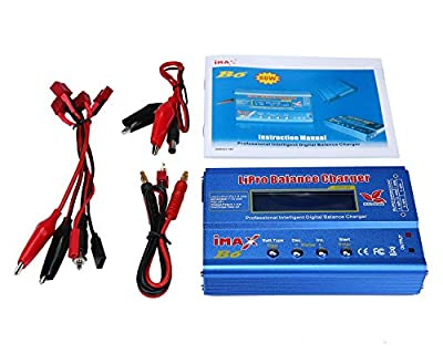 niceeshop(TM) IMAX B6 Lipo NiMh Li-ion Ni-Cd RC Battery Balance Digital Charger LCD Screen