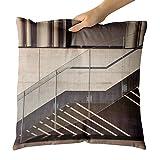 Westlake Art - Metal Organization - Decorative Throw Pillow Cushion - Picture Photography Artwork Home Decor Living Room - 26x26 Inch