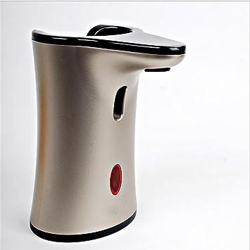 LL-Dispensador automático de jabón Touchless con sensor / bomba de espuma para baño y cocina en encimeras / pared , Gold: Amazon.es: Deportes y aire libre