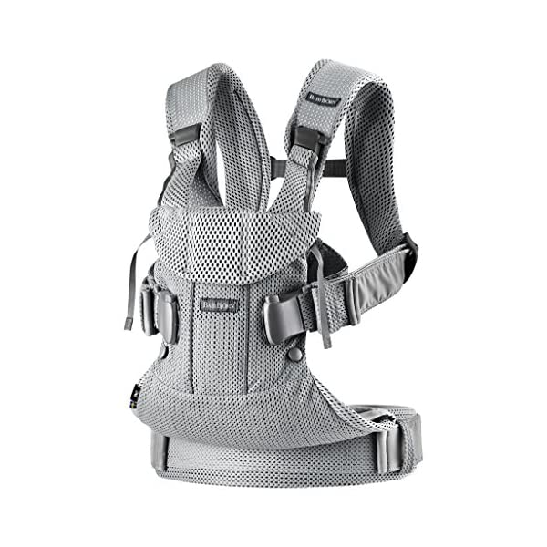 22b67cd60a5 BABYBJÖRN New Baby Carrier One Air 2019 Edition