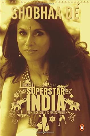 book cover of Superstar India