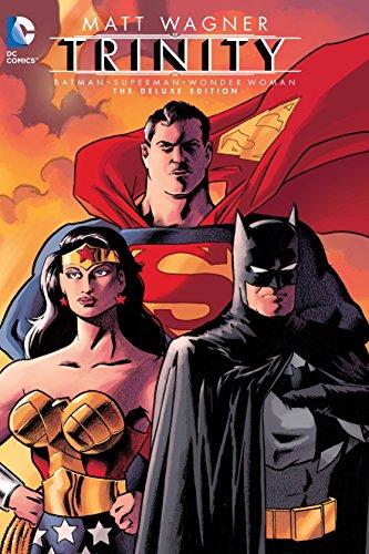(Batman/Superman/Wonder Woman: Trinity Deluxe Edition)